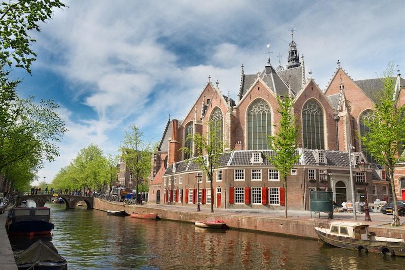 Oude Kerk Amsterdam Gezilecek Yerler Blog