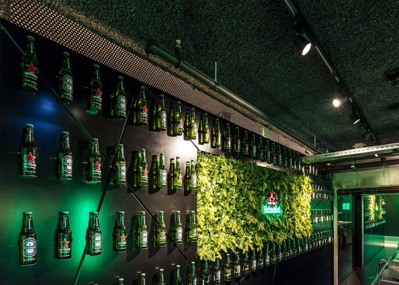 Heineken Experience Amsterdam Gezilecek Yerler