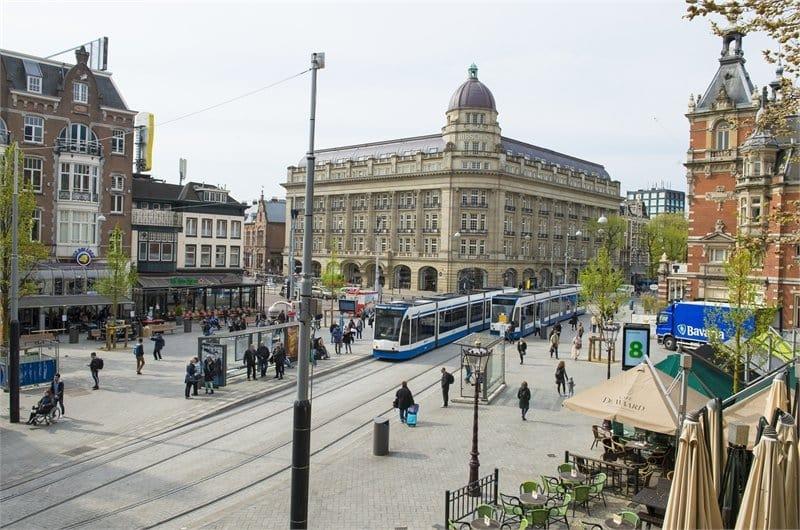 Leidseplein Amsterdam Gezilecek Yerler Listesi