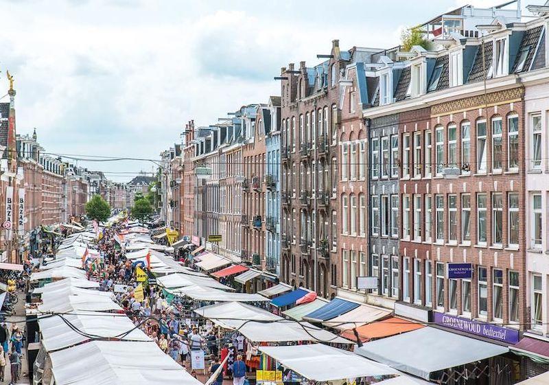 De Pijp Amsterdam Gezilecek Yerler Listesi