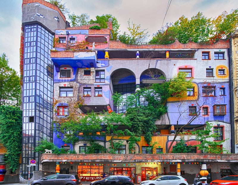 Viyana gezilecek yerler
