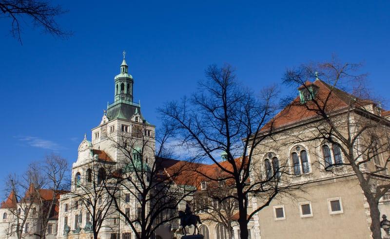 Bavyera Ulusal Müzesi