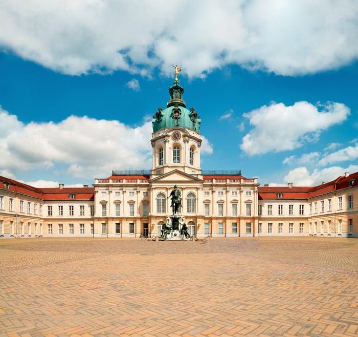 Charlottenburg Sarayı