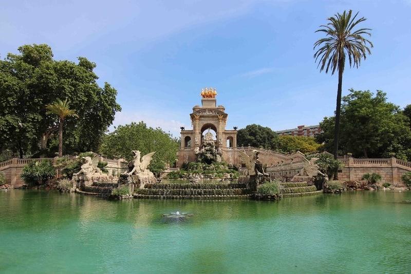 Parc de la Ciutadella (Ciutadella Parkı)