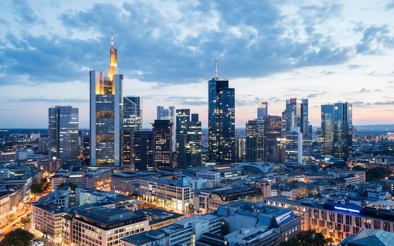 Frankfurt ta Gezilecek Yerler