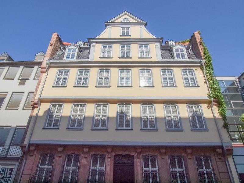 Goethe Evi ve Müzesi