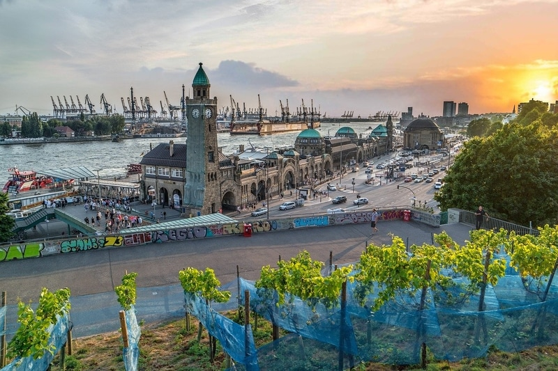 Hamburg Gezilecek Yerler