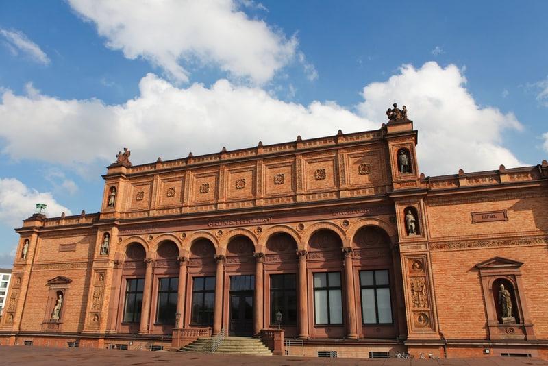 Kunsthalle Hamburg ta Gezilecek Yerler