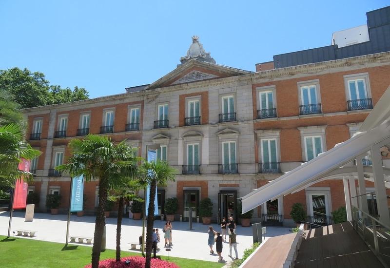 Madrid de Gezilecek Yerler