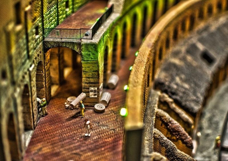 Miniatur Wunderland - Hamburg Gezi Rehberi