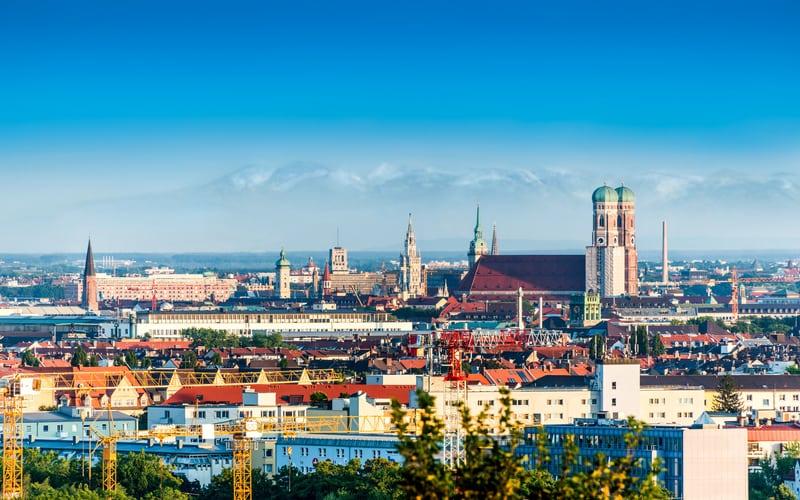 Münih Gezilecek Yerler - Almanya