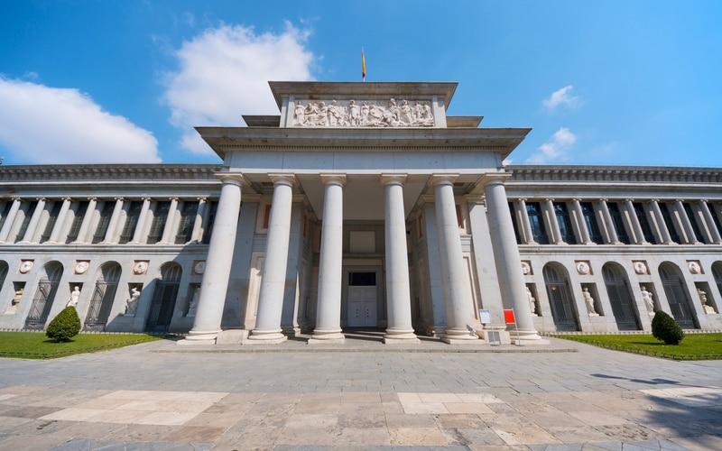 Prado Müzesi - Madrid Gezilecek Yerler Blog