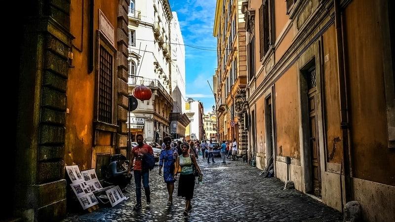 Roma da Gezilecek Yerler