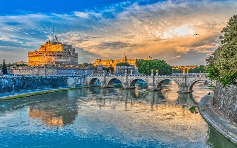 Roma Gezilecek Yerler Listesi