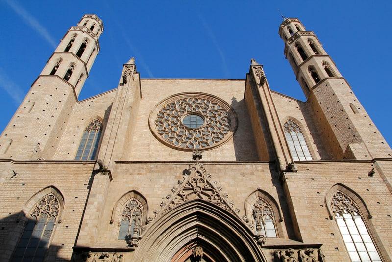 Santa Maria del Mar Kilisesi