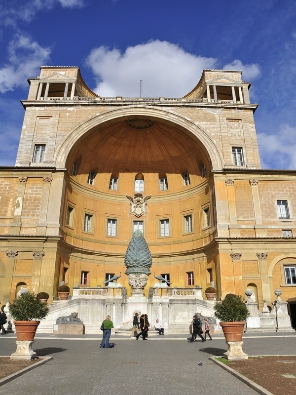 Vatikan Müzeleri