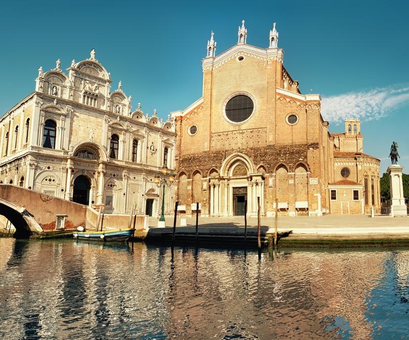 Frari Santa Maria Gloriosa Bazilikası