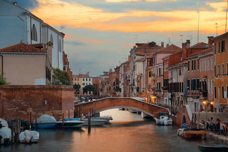 Venedik Gezilecek Yerler Haritası