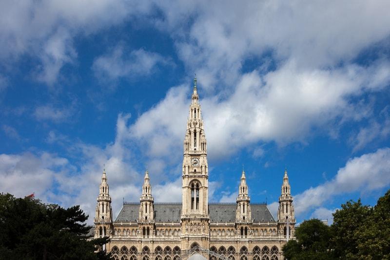 Viyana Belediye Binası