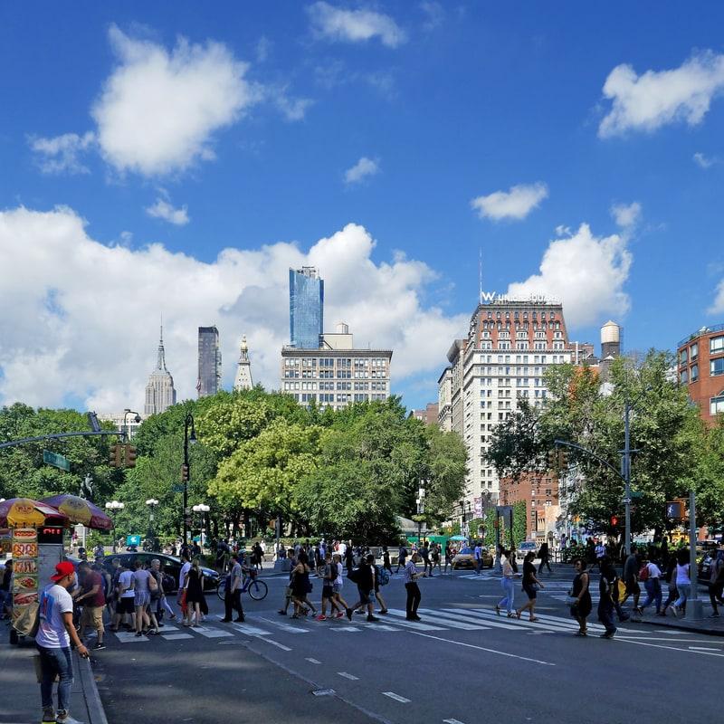 New York ta gezilmesi gereken yerler