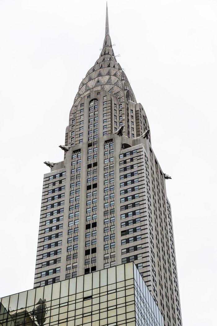 Chrysler Binası - New York Gezilmesi gereken yerler
