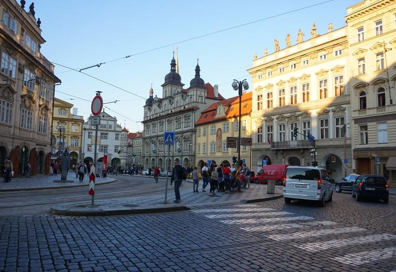 Mala Strana Bölgesi - Prag da Gezilecek Yerler