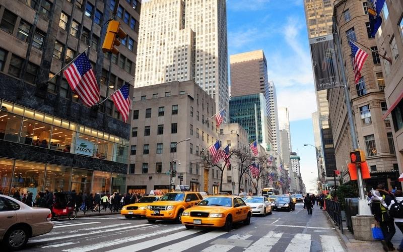 Beşinci Cadde (5th Avenue)