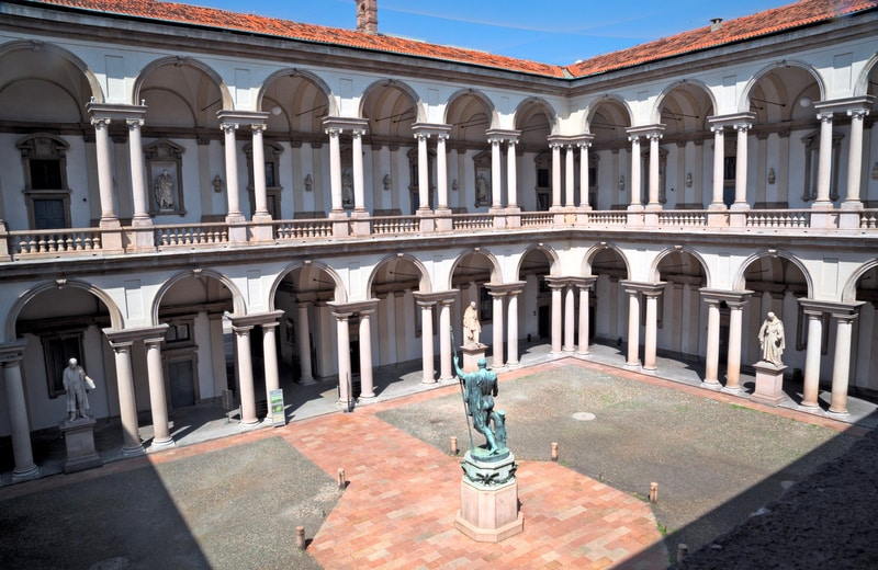 Pinacoteca di Brera Müzesi