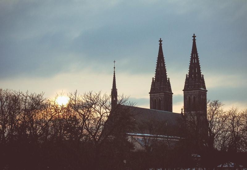 Vysehrad Kalesi - Prag da Görülecek Yerler