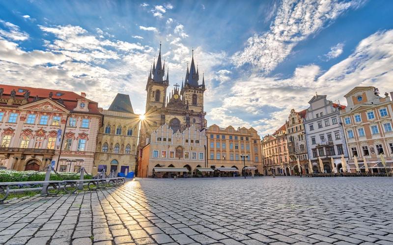 Prag Eski Kent Meydanı