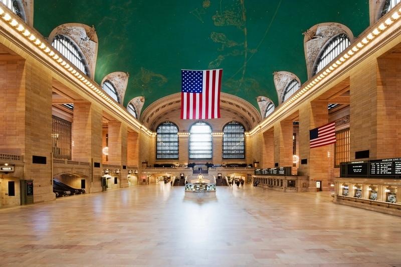 New York ta görülmesi gereken yerler - Grand Central Terminali