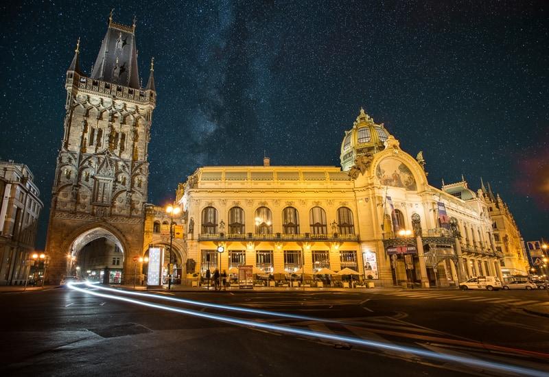 Barut Kulesi - Prag da Gezilecek Yerler Blog