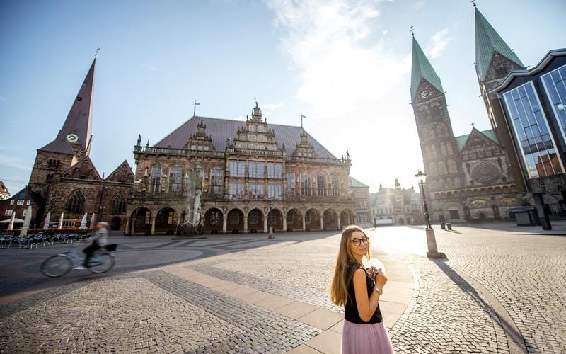 Marktplatz - Bremen