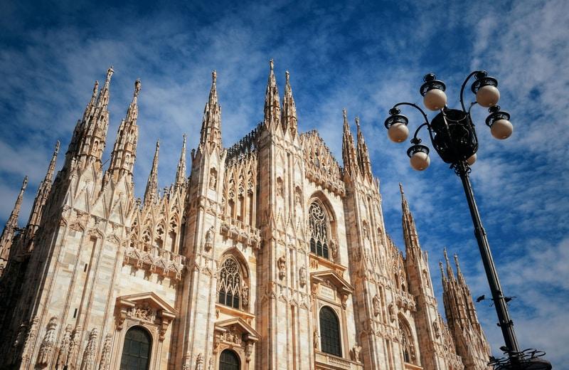Duomo (Milano) Katedrali