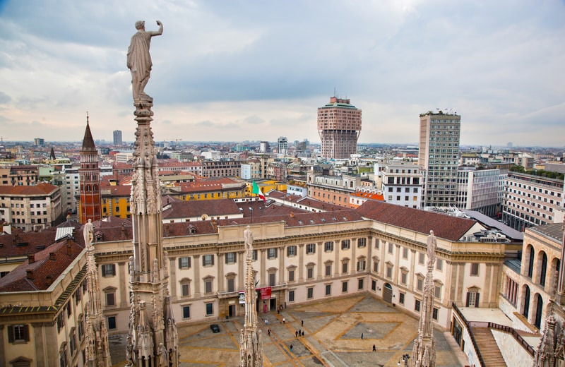 Milano Kraliyet Sarayı
