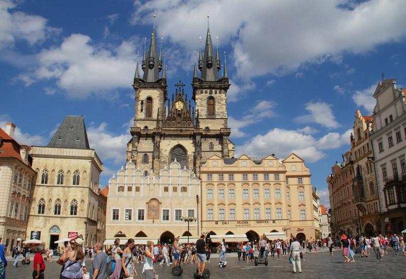 Prag da Gezilecek Yerler