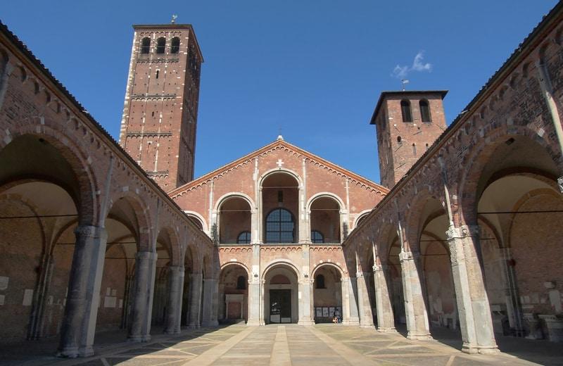 Sant'Ambrogio Bazilikası