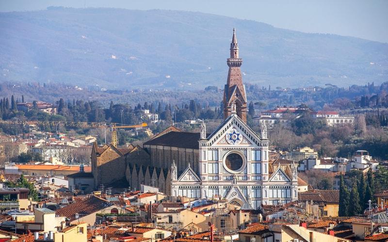 Santa Croce Bazilikası - Floransa Gezilecek Yerler Blog