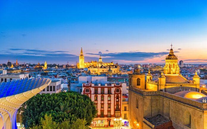 Sevilla Gezilecek Yerler Blog