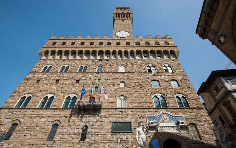 Palazzo Vecchio Sarayı