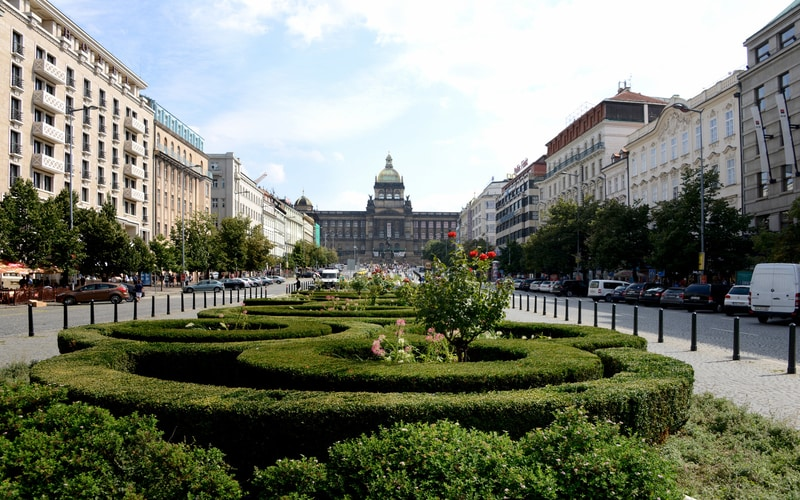 Vaclav Meydanı - Wenceslas