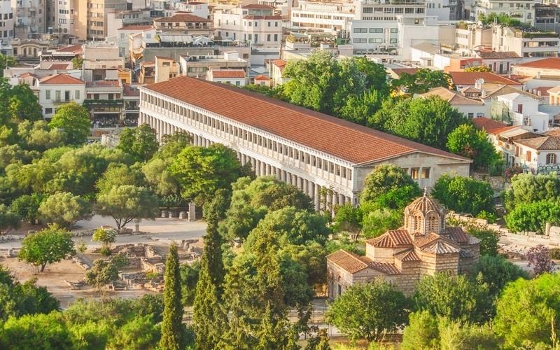 Atina Agorası