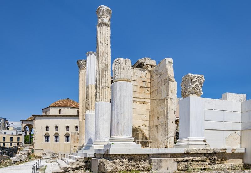 Atina da gezilecek yerler blog