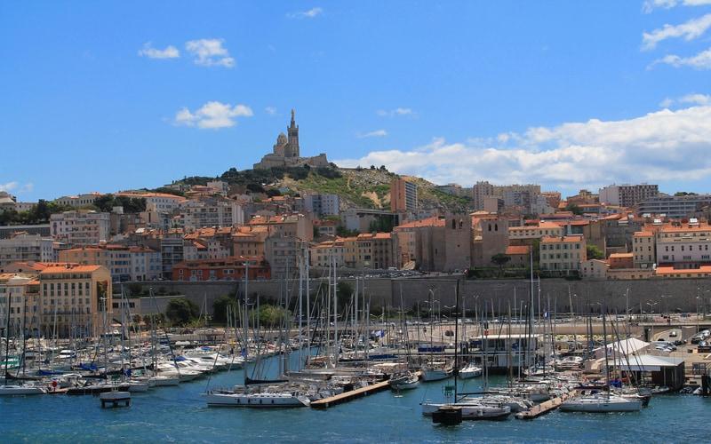 Marsilya'nın Eski Limanı