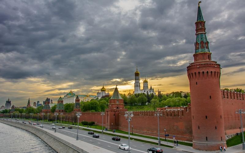 Moskova Kremlini