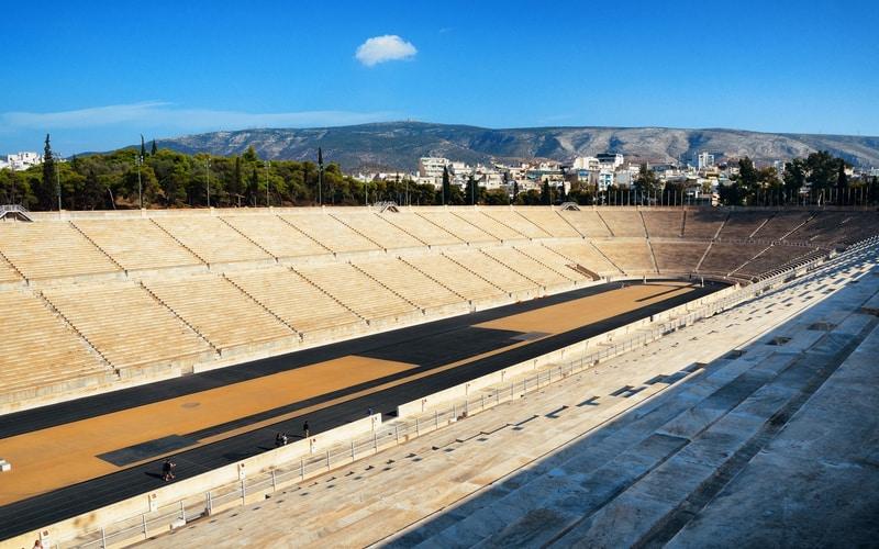 Panathinaiko Stadyumu