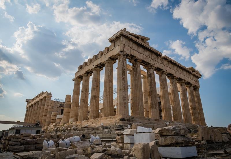 Atina da Görülecek Yerler