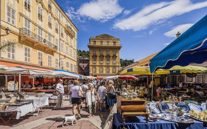 Saleya Food Market