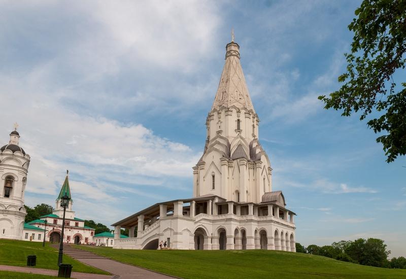 Moskova da Görülecek Yerler Blog