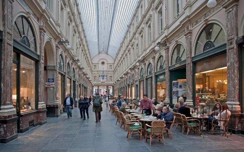 Kraliyet Saint-Hubert Galerileri